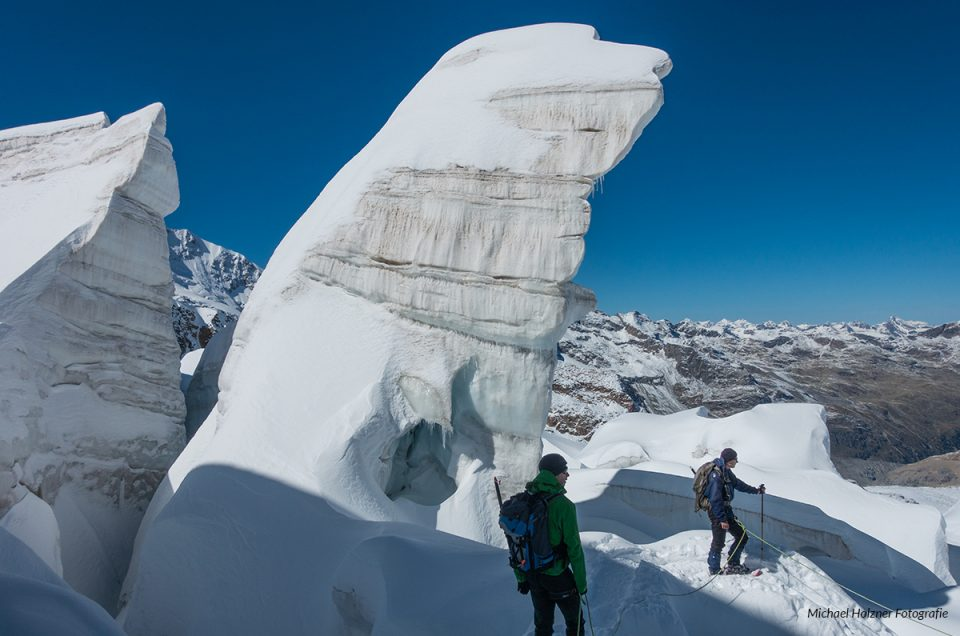 Hochgebirgsdurchquerung Bernina