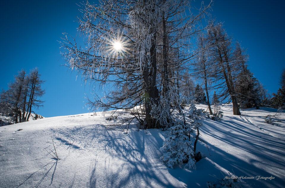 Skitour in den Chiemgauer Alpen