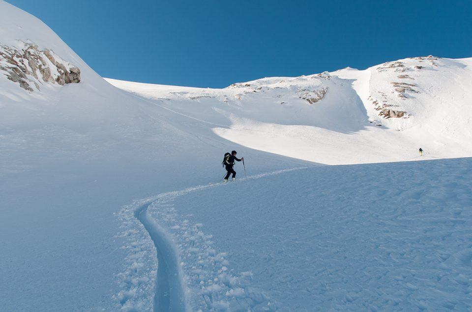 Skitour zum Stubacher Sonnblick 3088m
