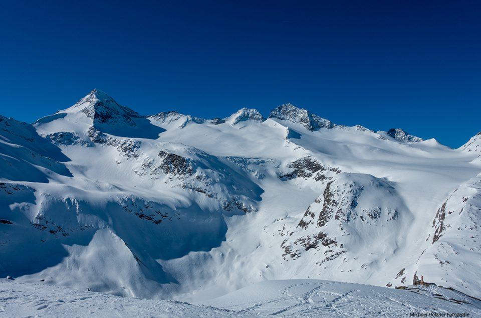 Mit Schneeschuhen durch den Nationalpark Hohe Tauern