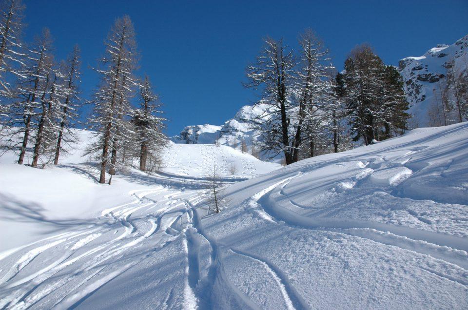 Skitour in Berchtesgadener Alpen